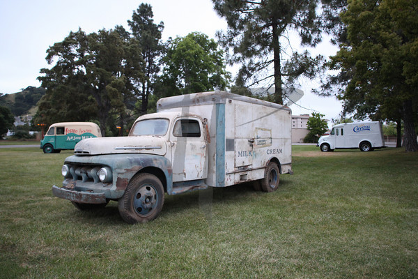 2010 Concours d'Elegance  AAA Commercial Vehicles and Exhibitors_May 16