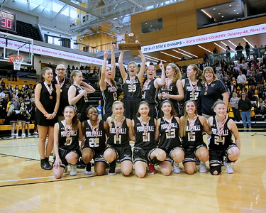 Queen Anne's @ Poolesville 2018 MD 2A State Championship