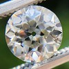 1.36ct Old European Cut Diamond GIA L SI1 8