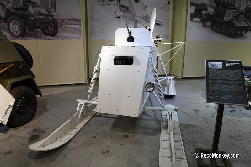 NKL-26 aerosledge