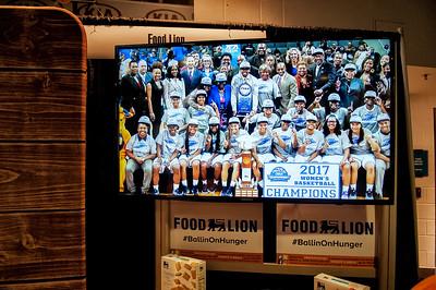 Food Lion Booth @ The Spectrum Center 3-2-18 by Jon Strayhorn
