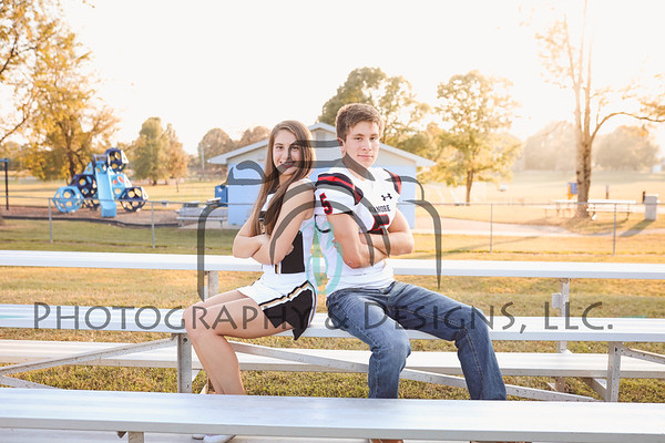 Nick & Nicole | Class of 2020 H.S. Senior