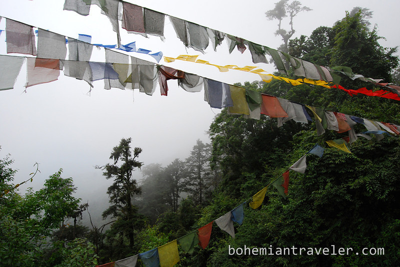 prayer flags on the mountain side.jpg