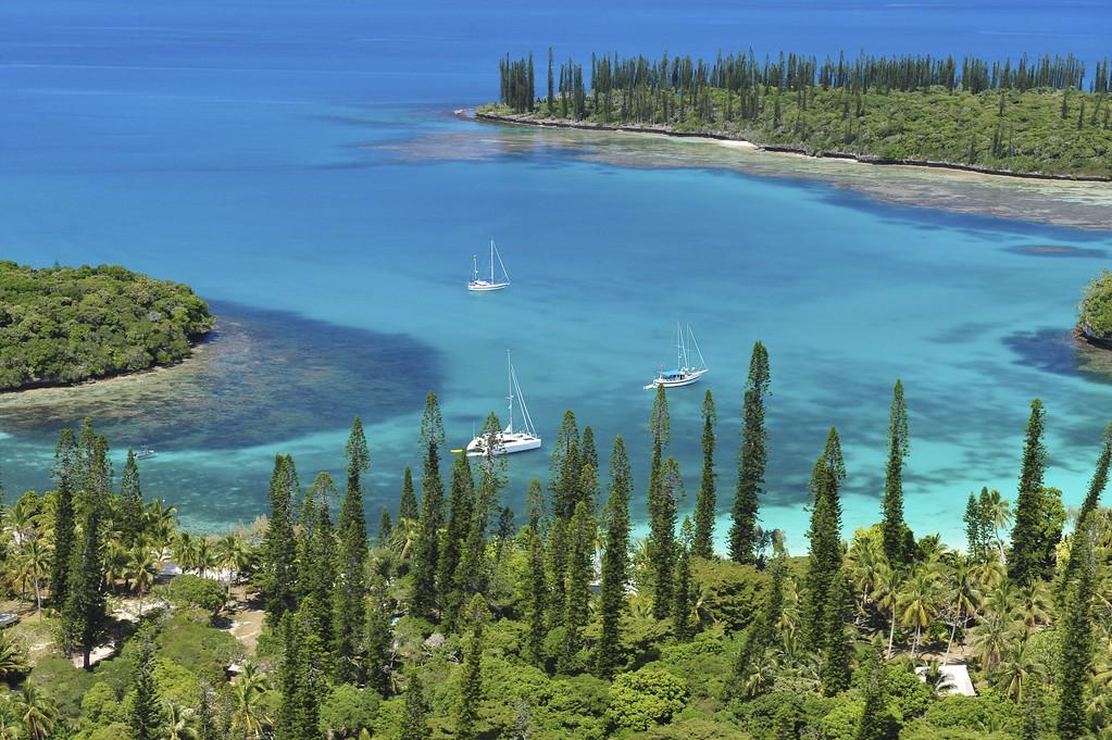 5 Incredible Things to Do in New Caledonia: Catamaran Trip