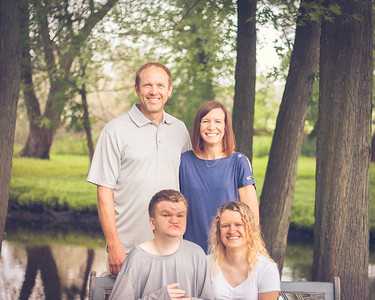 Wendt Family 2018