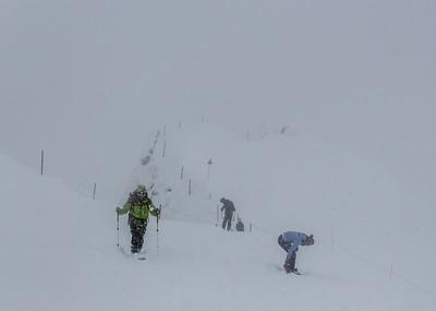 01 Snowy start