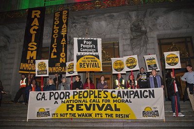 Dec 11 Poor People's Campaign Event in San Francisco