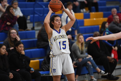 Girls Varsity Basketball –2019