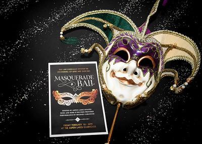 Aspen Lakes Masquerade Ball