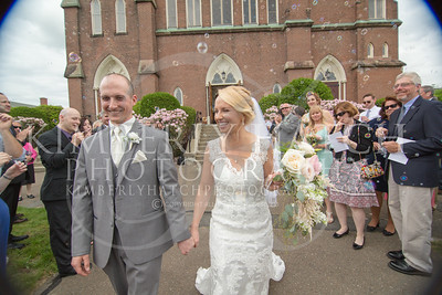 Ceremony- Nicole Zarba & Michael Brignolo Wedding Photos- Our Lady Of The Valley Easthampton, MA/ Woolman Hill Deerfield, MA