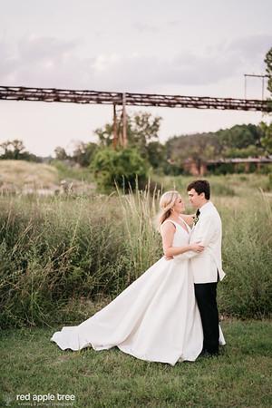 Catherine + Davis Wedding