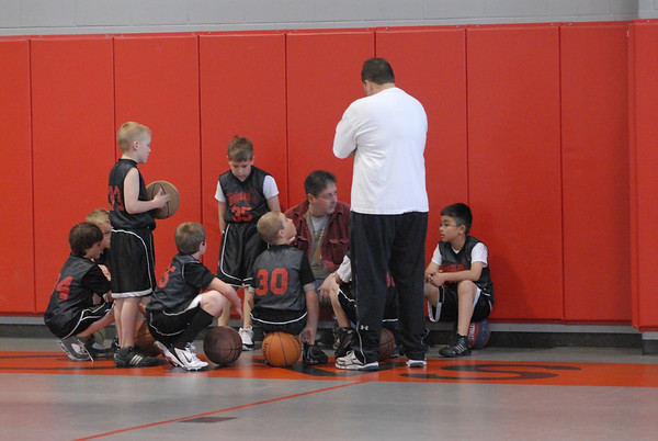 Eagles Basketball - Feb 28, '09