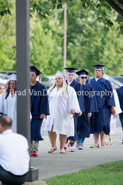 Mynderse Graduation 2015