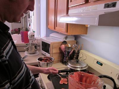 Valentine's Day Breakfast 2011