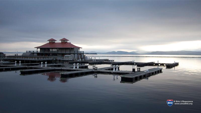 Burlington Boat House, Burlington, VT