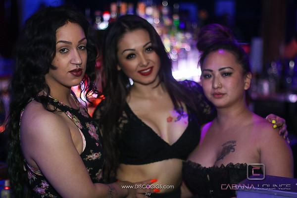 Cabana Lounge ATL Fridays | 5-6-16