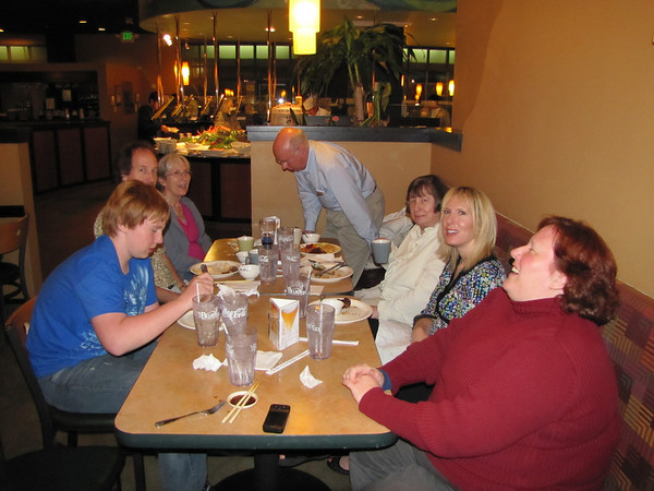 10-07-2010 Corey's Birthday Dinner