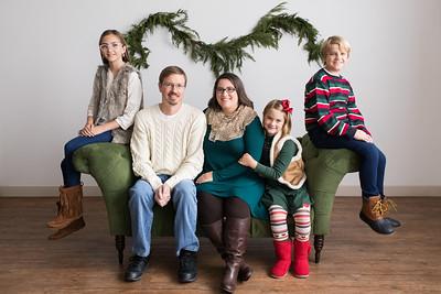 Toeller Family 2016 Mini-Session