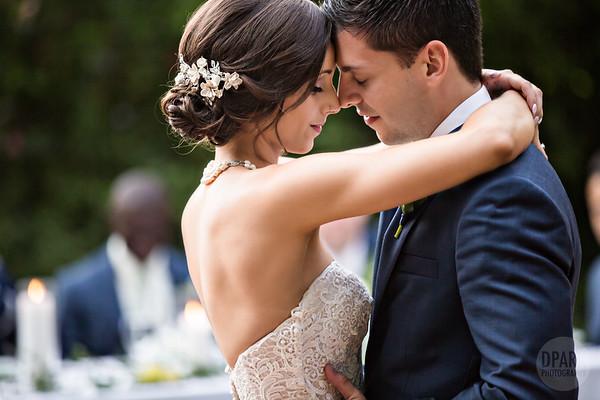 Meghan & Darren Wedding