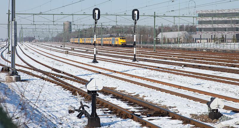 A triplet of Plan Vs laying over in Heerlen.