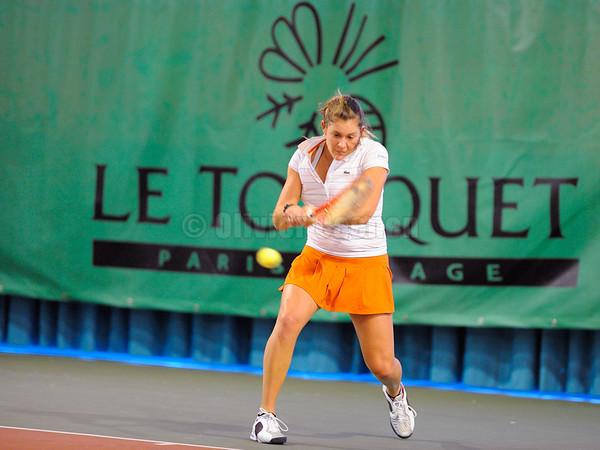 Open de Tennis feminin : Les Matchs  2009
