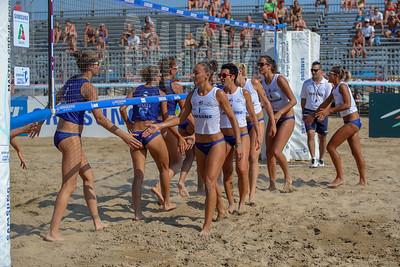 LVST18 - Campionato Italiano:  Fase a gironi e fase ad incroci