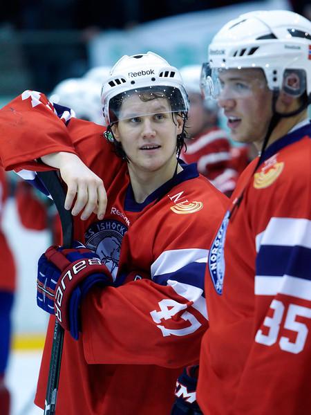 EIHC 2012 - Norway-Latvia