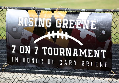2018 Cary Greene 7on7 Passing Tournament