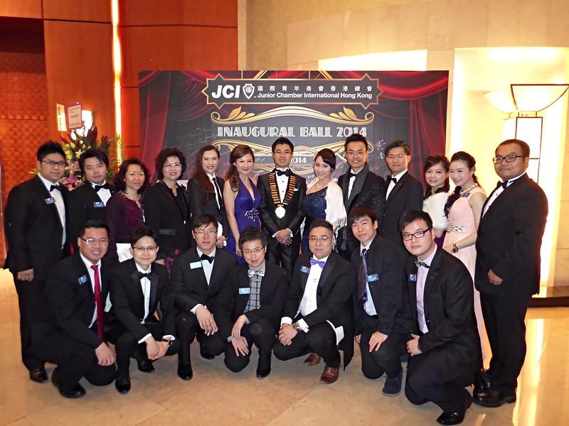 20140106 - JCI HK Inauguration