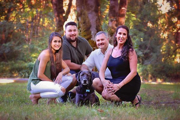 Burt Family 2016