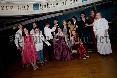 The rich and Powerful enjoy Ballroom dancing.... R1435026