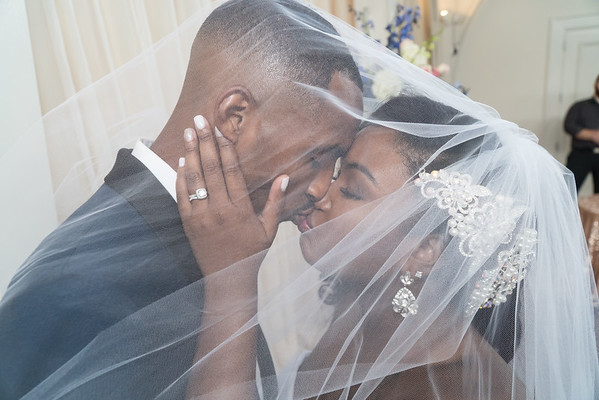 Cassondra Thomas & Kendrick Collins Wedding