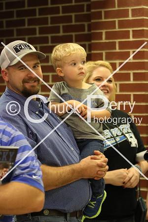 Basketball Blue White 2017-18 Fans 10.20.2017