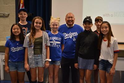 Palm Crest Elementary Rallies School Spirit