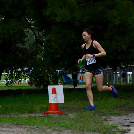 Sri Chinmoy Mara-Fun Relays, Centennial Park, Sunday 21 October 2018