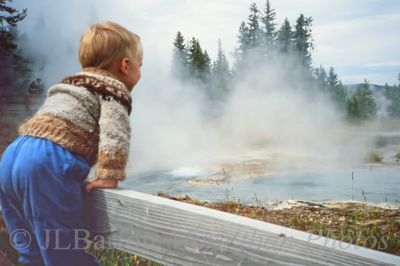 Yellowstone 1986