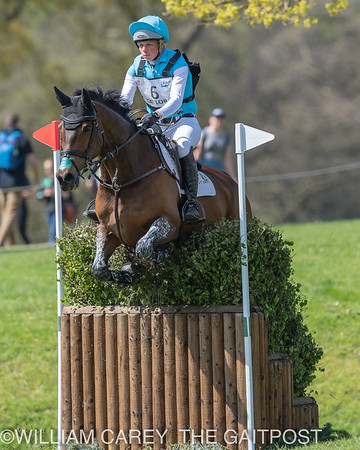 2019-05-12 Event Rider Masters Cross Country at The Dodson and Horrell Chatsworth International Horse Trials