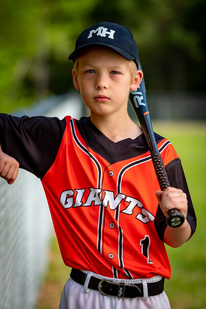 2018-05-23 Minot-Hebron Baseball First 5 Teams