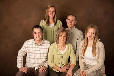 Audrey Dexter Family