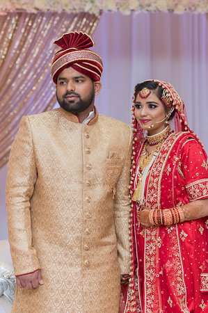 Shafath Sulthana Weds Aamer Mohammed
