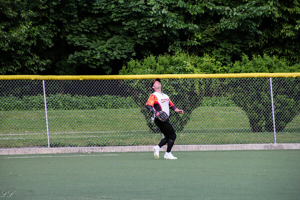 Park Ridge FD Softball vs. Wyckoff 6/9/19