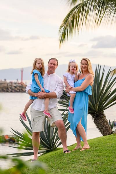 Masterson's Family