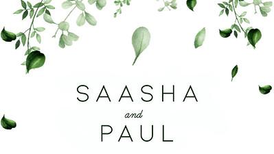 10.04 Paul & Saasha Manson 2021