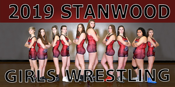 SHS Girls Wrestling 2019