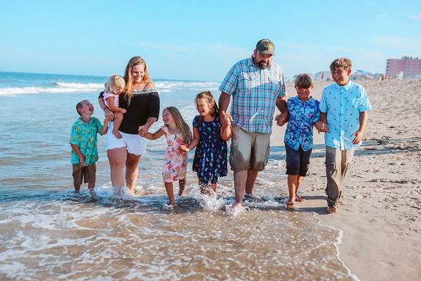 Josh, Tyler and Family