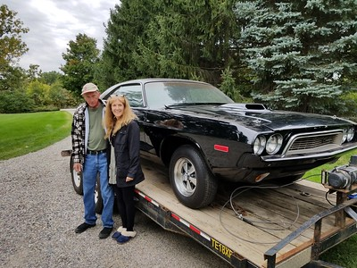 2018 Oct 2 - Sale of 73 Challenger the day before Paul's accident