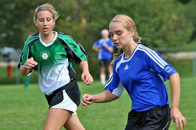 Youth Soccer - Lodi Ligers - Sept 18, 2010