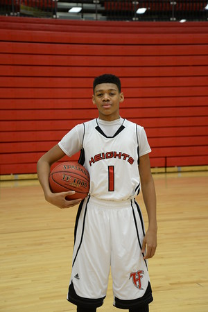 2014-15 Boys Basketball Team Photos