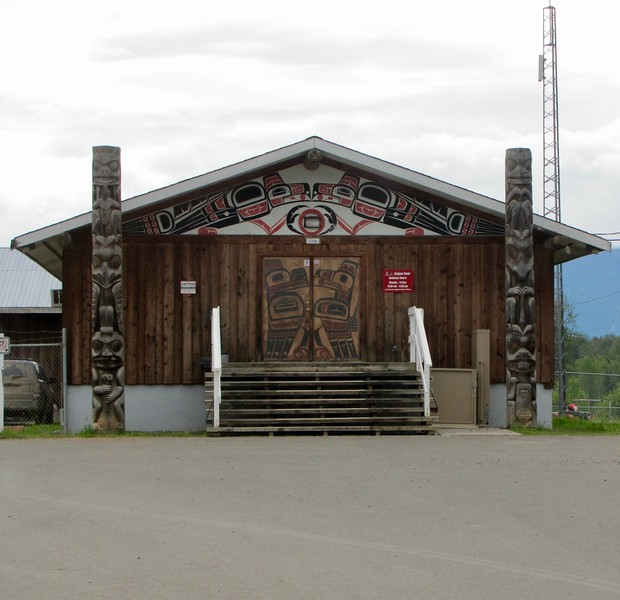 TRIBAL HEADQUARTERS