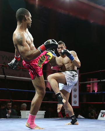 Road to Glory Muay Thai Kickboxing 130322 - Best of